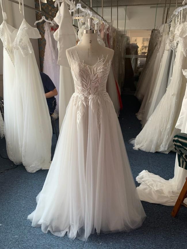 Vicky Mermaid Bridal, A-Line