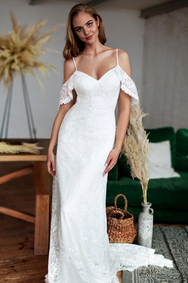 Love and Liberty Bridal Lulu Ivory