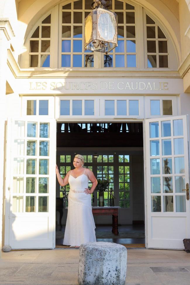 Galina Signature Allover Lace Tank Sheath Wedding Dress