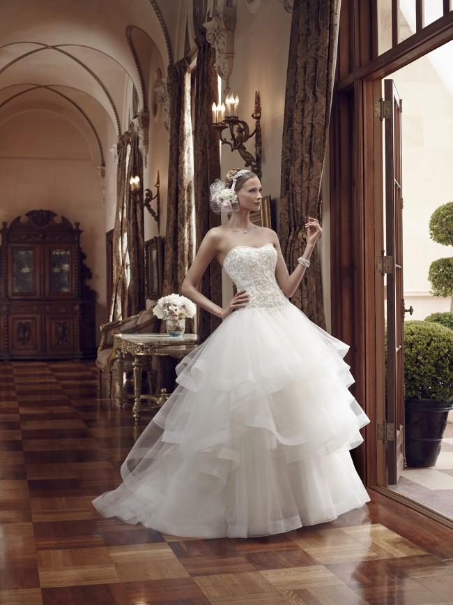 Casablanca Bridal 2199
