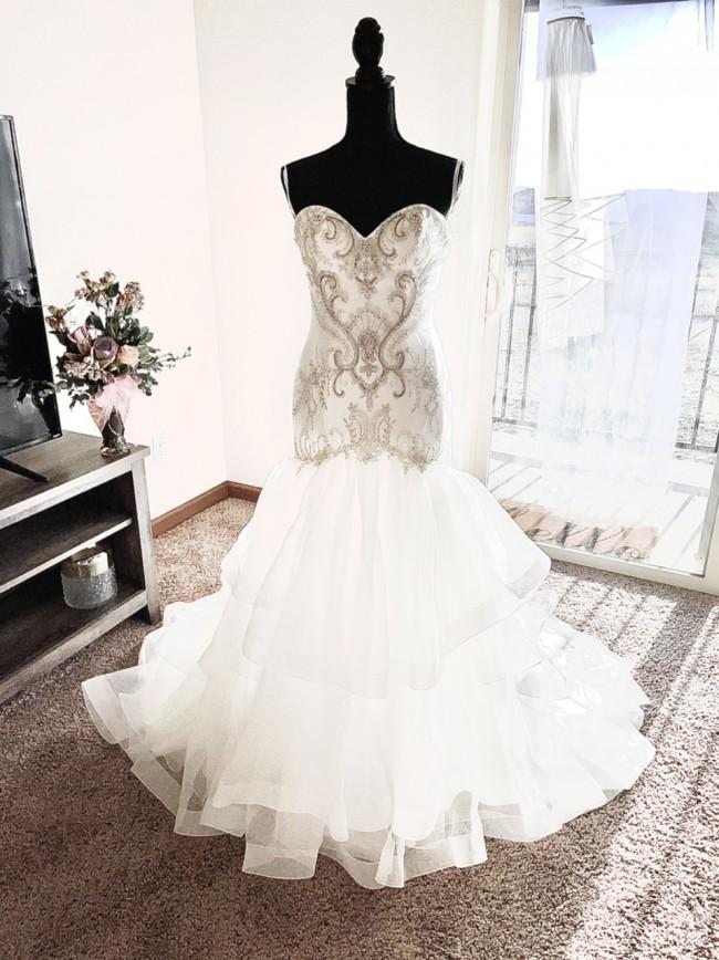 Casablanca Bridal 2273 Poppy