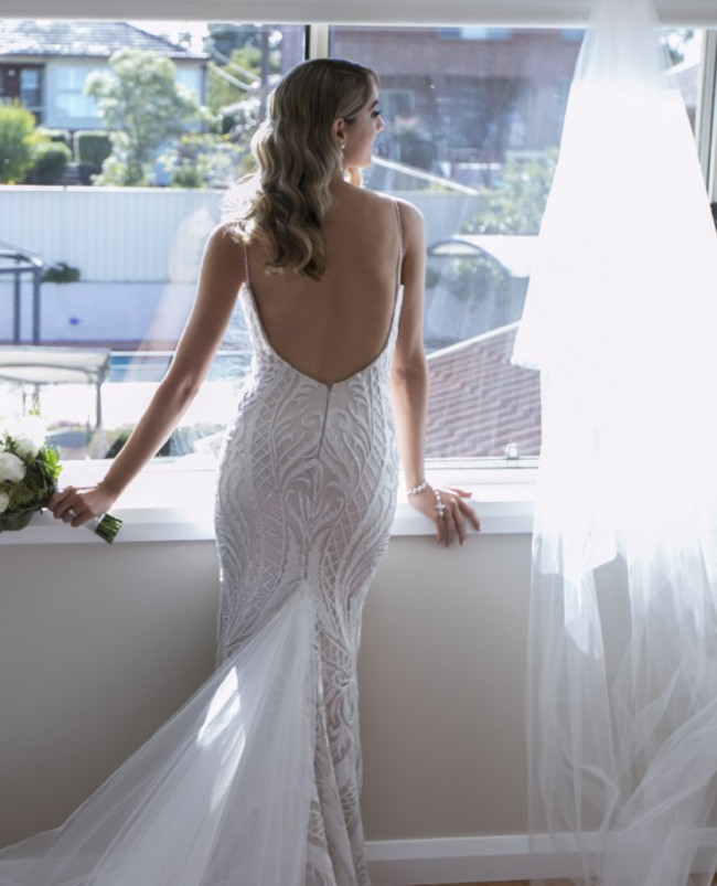 Amarige Bridal Couture, Custom Made