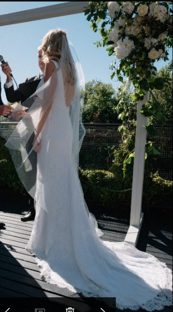 One Day Bridal Aggie Gown - Custom Made
