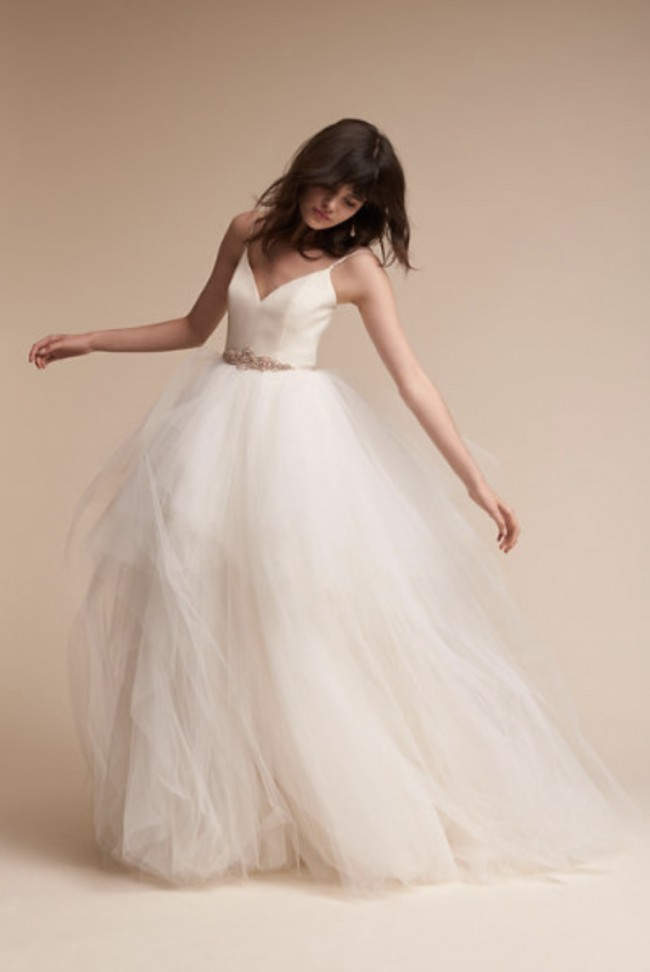 Blush by Hayley Paige Astoria Ballgown Style#: 42977355