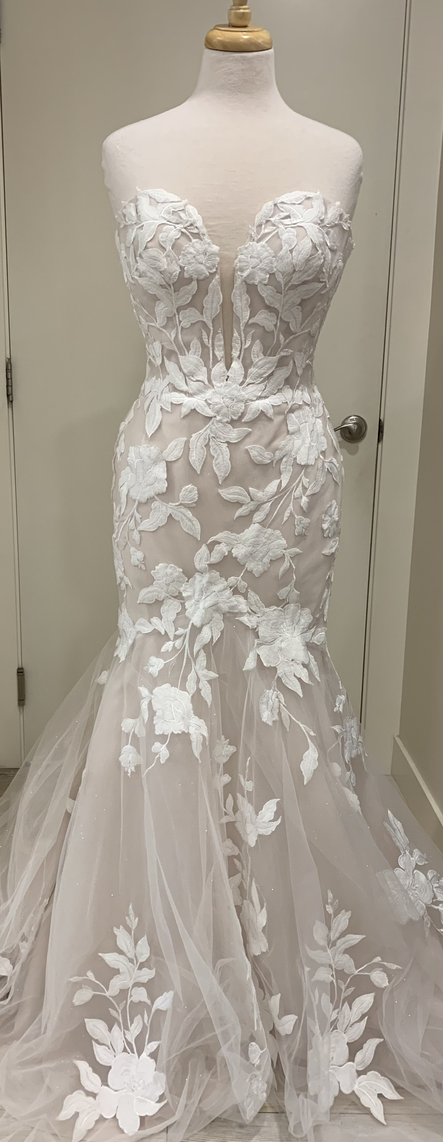 Vestido de Noiva de Rebecca Ingram - Hattie