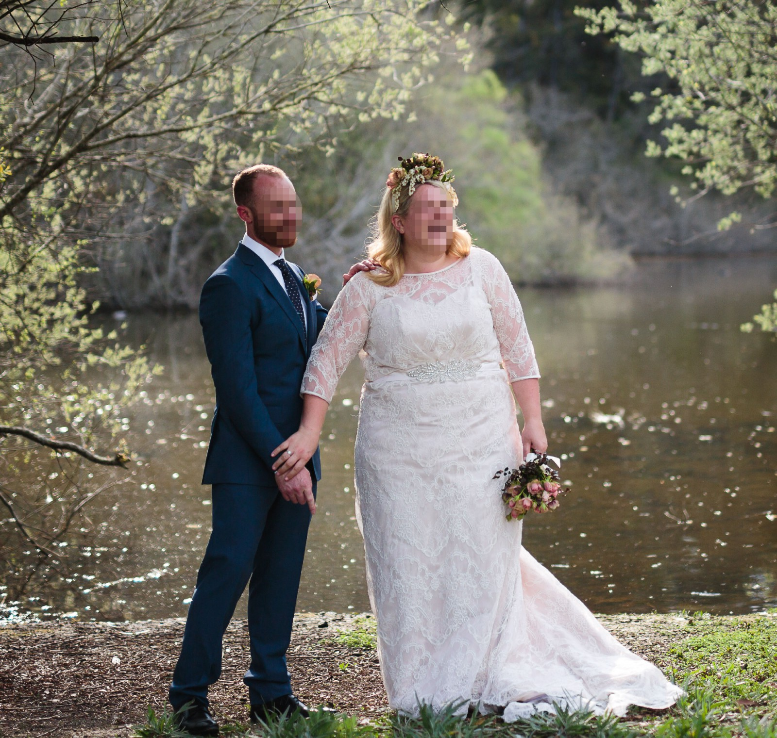A-Line Second Hand Wedding Dress On Sale 68% Off