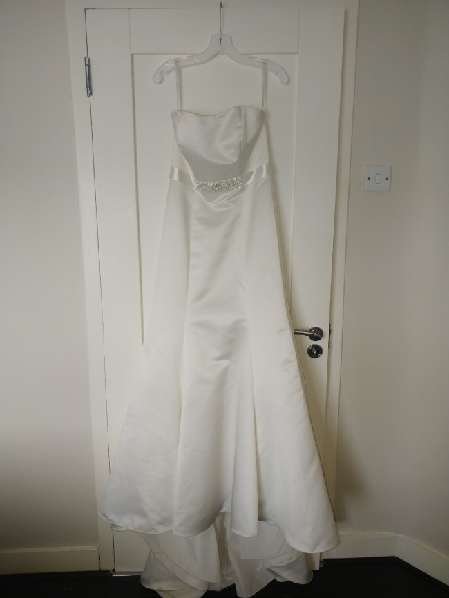 David's Bridal WG9871