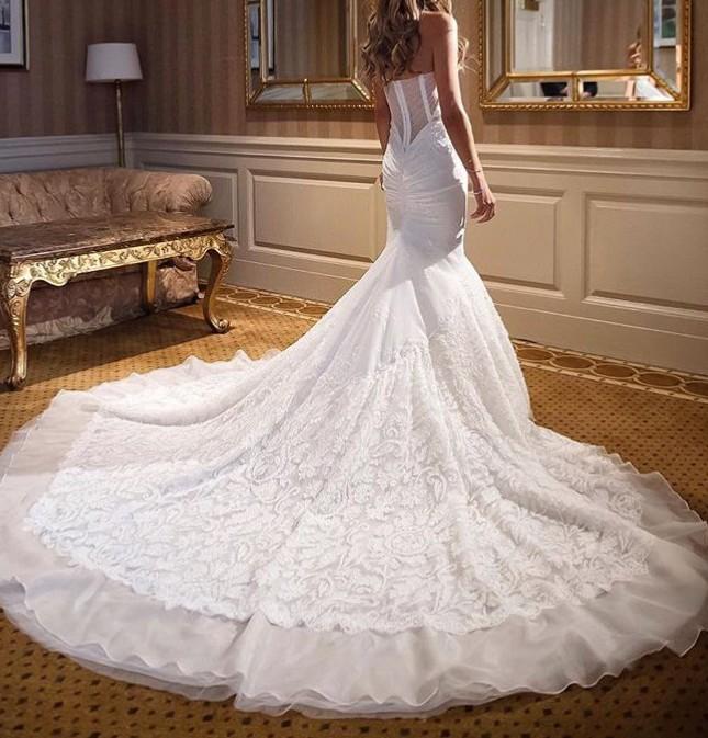 Inbal Dror Wedding Gowns: Inbal Dror Used Wedding Dress On Sale 38% Off