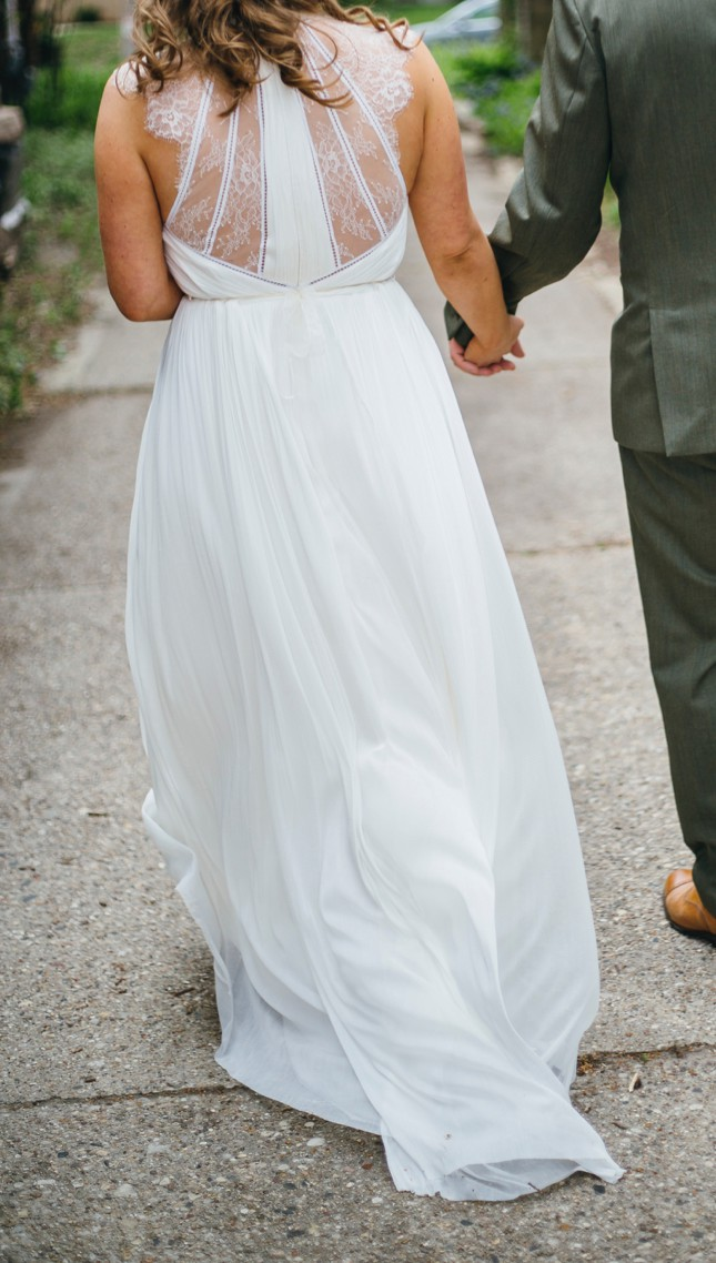 Catherine Deane Laverne Second Hand Wedding Dress On Sale