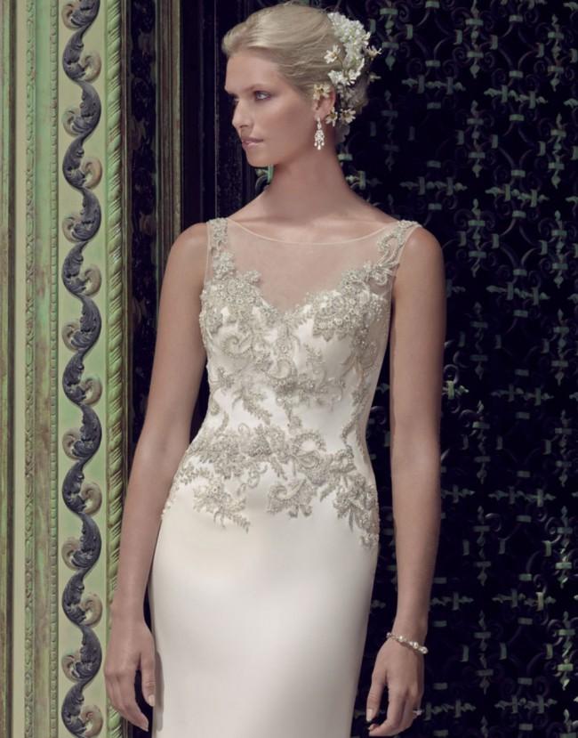 Casablanca Bridal 2202