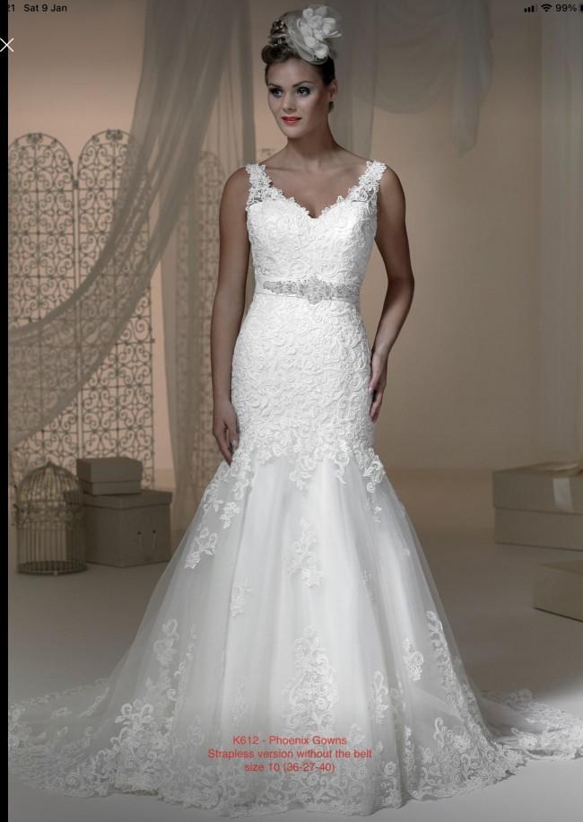 Phoenix Gowns K612