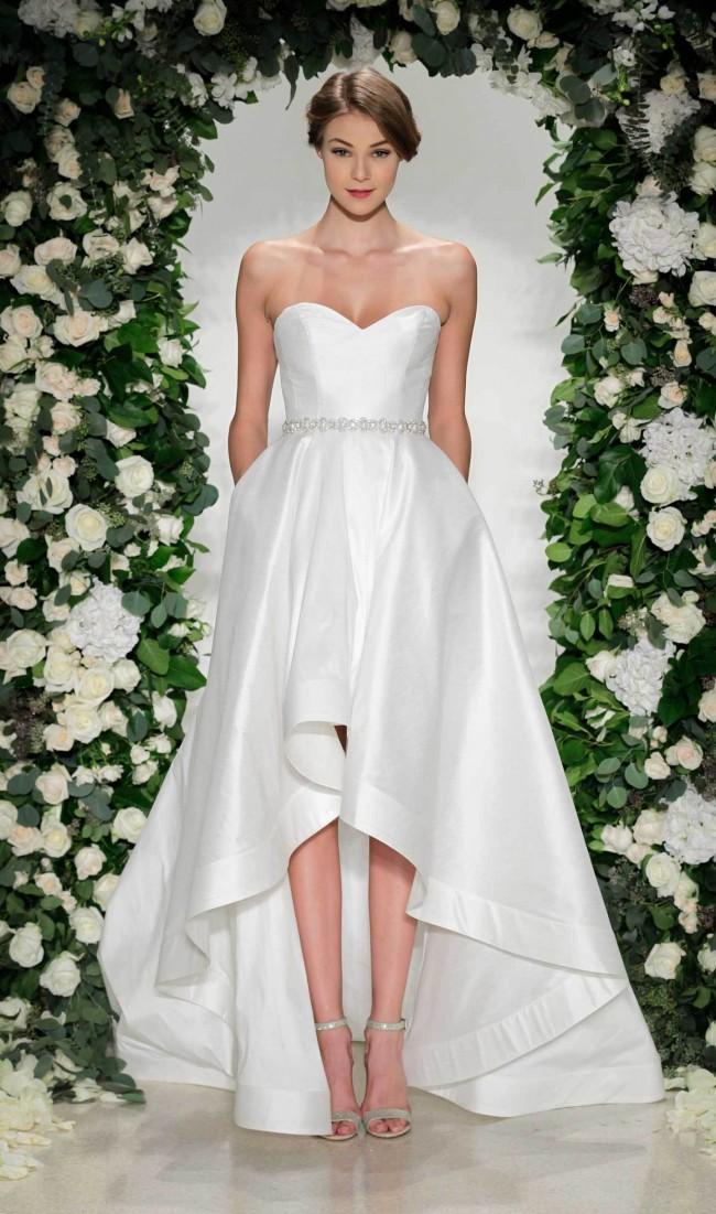 Anne Barge MOVING SALE! Anne Barge Ryland Wedding Dress High-