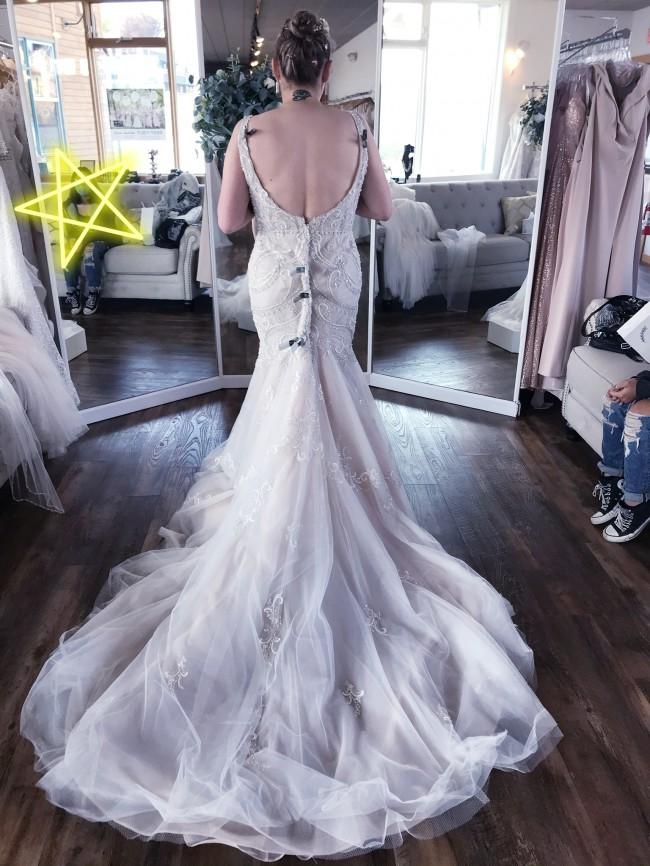 Sottero and Midgley Judson wedding dress bridal gown