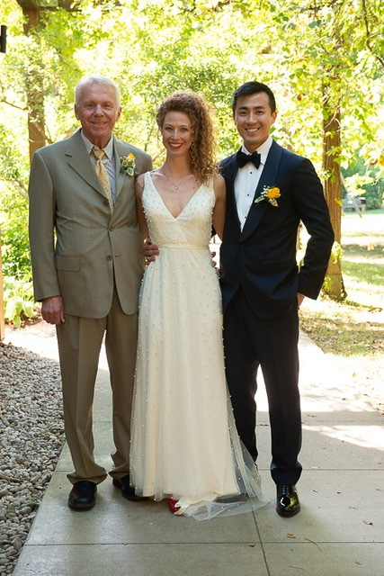 Jenny Yoo Monroe Gown