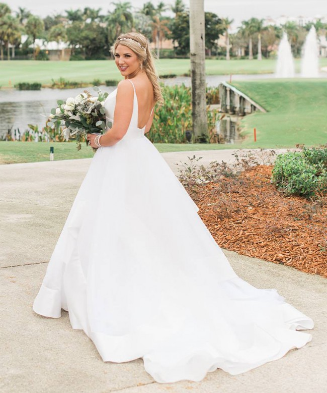 Hayley Paige, Andi Gown
