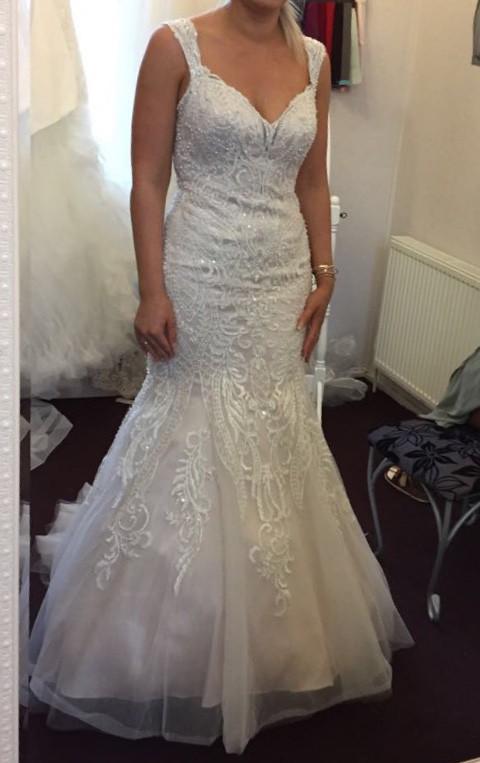 Allure Bridals L194065
