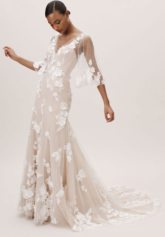 BHLDN By Watters Orielle Gown