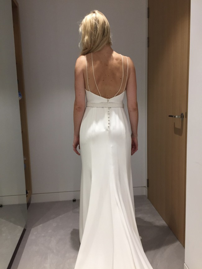 Charlotte Simpson New Wedding Dress On Sale 54 Off
