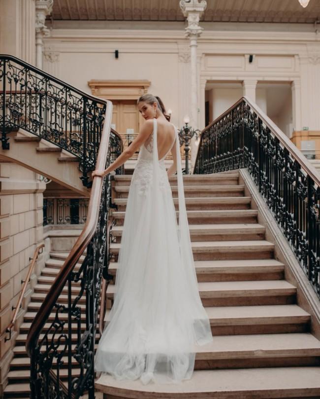Alena Leena Bridal Poppy
