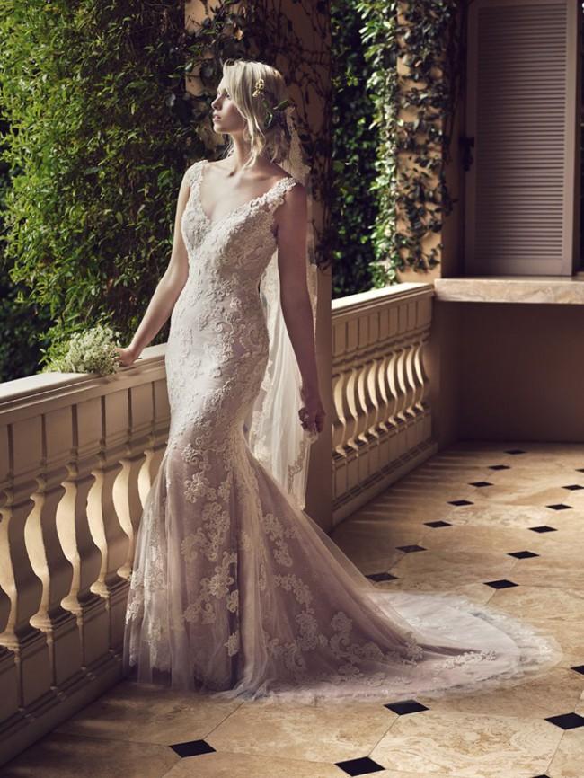 Casablanca Bridal 2228